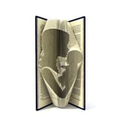 book fold pattern