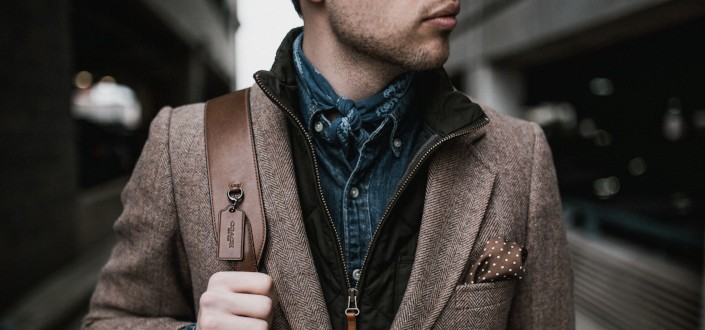 Dressing For Success Studies - Fashion Mistakes Men Make