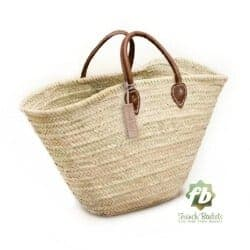 straw bag French Basket