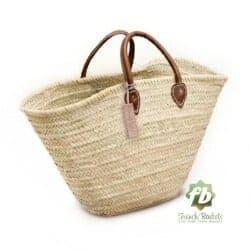 straw bag French Basket