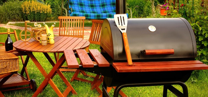 best charcoal grill - Stylish v. Functional