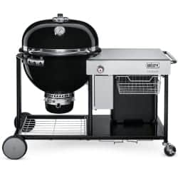 best charcoal grill - WEBER Summit Charcoal Grilling Cente