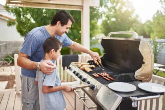 best gas grill - featured