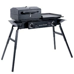 best grills - Blackstone Grills Tailgater - Portable Gas Grill and Griddle Combo