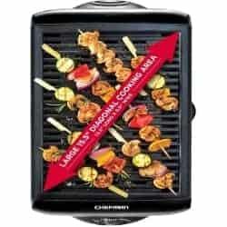 best grills - Chefman Electric Smokeless Indoor Grill