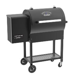 best grills - Lonestar Chef SCS-P760 Lifesmart Lonestar Series 760 Square Inch Pellet Grill