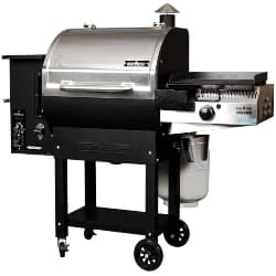 best grills - Traeger Grills Ranger Grill TBT18KLD Wood Pellet Grill and Smoker Black