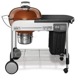 best grills - Weber 15502001 Performer Deluxe Charcoal Grill