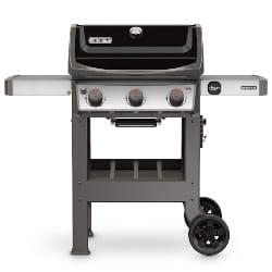best grills - Weber 45010001 Black Spirit II E-310 LP Gas Grill