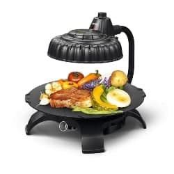 best grills - Zaigle ZG-HU375 Handsome Infrared KBBQ Electric Grill