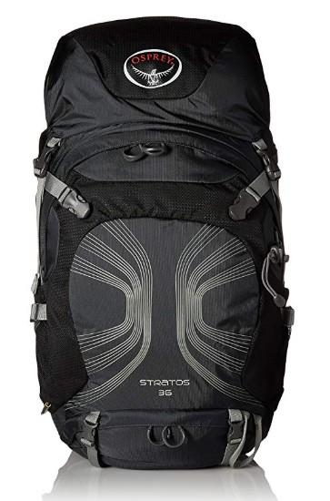 travel backpacks - Osprey Packs Stratos