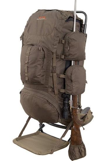 travel backpacks - ALPS OutdoorZ Commander + Pack Bag