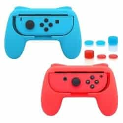 FastSnail Grips compatible with Nintendo Switch