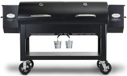 Pellet Grills - Louisiana Grills LG-001000-1750 WH-1750 Country Smoker Whole Hog