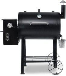 Pellet Grills - Pit Boss Grills 71820FB PB820FB BBQ Pellet Grill And Smoker