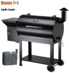Pellet Grills - Z GRILLS Wood Pellet Grills & Smoker
