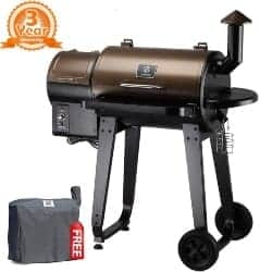 Pellet Grills - Z GRILLS ZPG-450A 2019 Upgrade Model Wood Pellet Grill & Smoker
