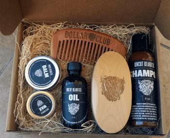 best subscription boxes for men - the beard club 2