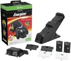 gaming accessories - PDP Energizer Xbox One Controller Charger