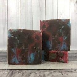 manly gifts - Dragon's Blood - Handmade Soap - Lanolin Soap - Manly Soap