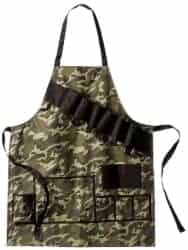 manly gifts - EZ Drinker Grill Master Grill Apron