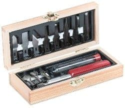 manly gifts - Excel Blades Woodworking Set