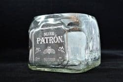 manly gifts - Patron Candy Dish