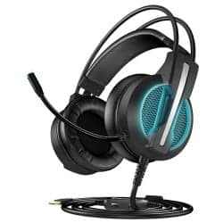 pc gaming accessories - BENGOO GH1 Gaming Headset for PC