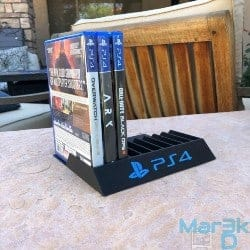 ps4 accessories - PS4 Game Case Stand
