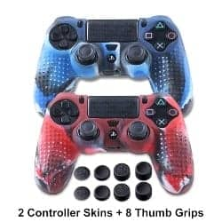 ps4 accessories - Silicone Skin for PS4 Controller