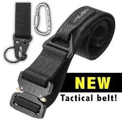 105. Lucky Mantis Tactical Duty Nylon Web Belt