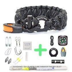 Best EDC Gear - Paracord Bracelet Survival Gear
