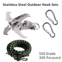 Best EDC Gear - Folding Grappling Hook