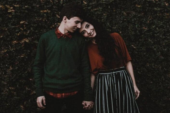 59 Sweet Things To Say To Your Girlfriend -I love the way you wrinkle your nose when you smile. You make me want to kiss you