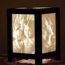 gifts for man who have everything - MEMORY LANTERN