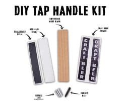 Beer Tap Handle Kit