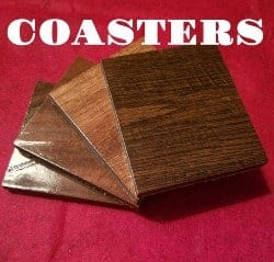 gifts for men who have everything - Coasters for men