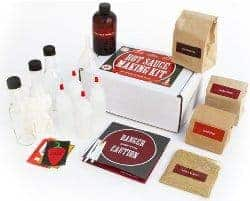 gifts for men who have everything - Make Your Own Hot Sauce Kit