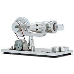 gifts for men who have everything - My First Stirling Engine