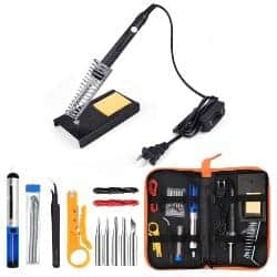 gifts for men who have everything - Soldering Iron Kit