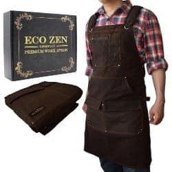 gifts for men who have everything - Work Apron with Pockets