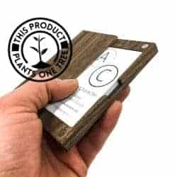 gifts for men who have everything - personalized Business Card Case