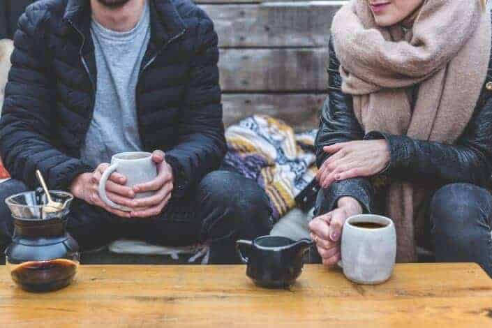 59 Sweet Things To Say To Your Girlfriend - You understand me before I even say a word 4