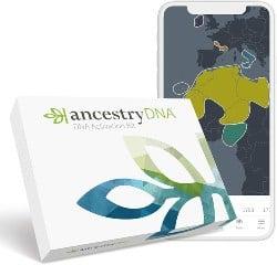 AncestryDNA Genetic Testing Ethnicity (1)