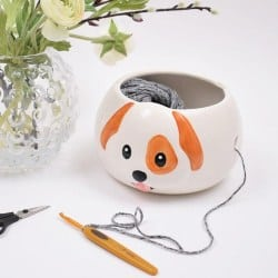 Ceramic Yarn bowl (1)