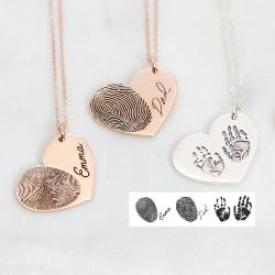 Fingerprint Necklace (1)