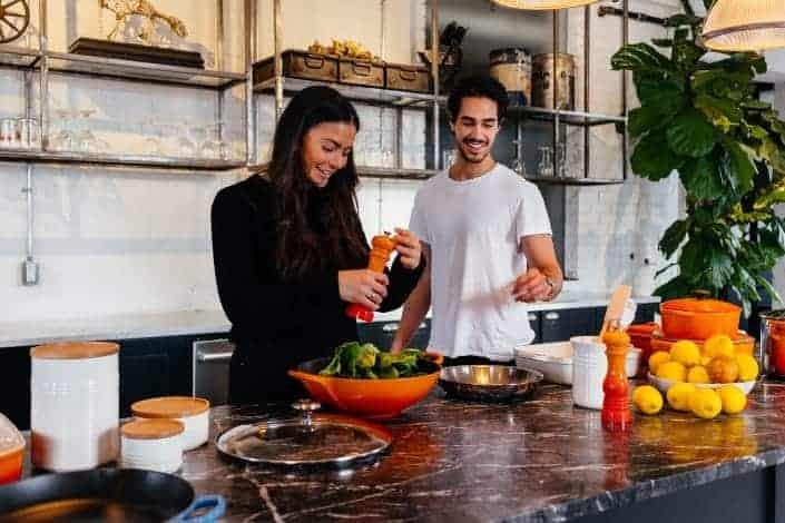 Indoor Hobbies - Cooking