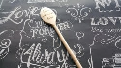 Personalized Mixing Spoon (1)