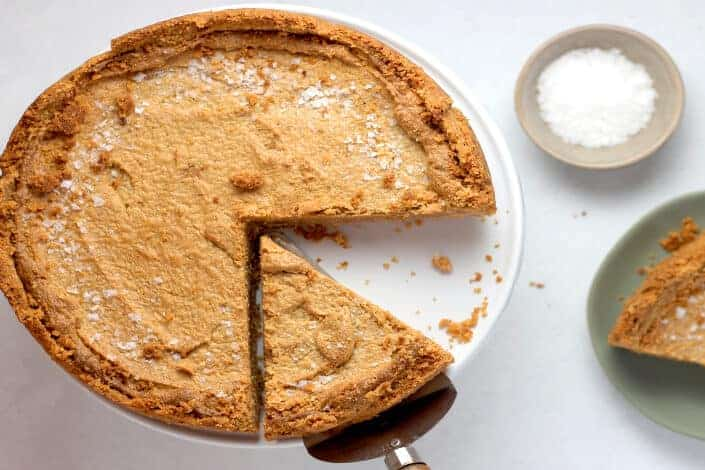 corny jokes-I only have pies for you.