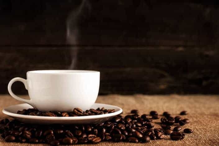 corny jokes- What's the difference between coffee and your opinion. I asked for coffee.